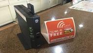 Wi-fi設置(ロビー・一部客室)